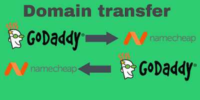 How to transfer domain Godaddy to Namecheap or another domain hosting company