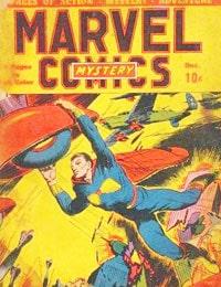 Read Marvel Mystery Comics comic online