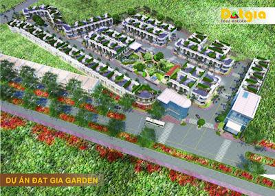 Dat Gia Garden datnenbaoloc.com