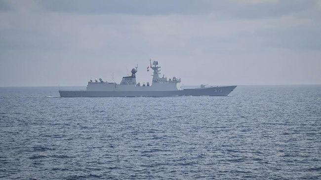 Seolah Meledek Indonesia, Kapal Riset China Kembali Masuki Kawasan Laut Natuna Utara