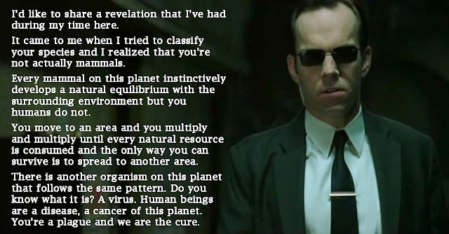 The Matrix Movie Quotes