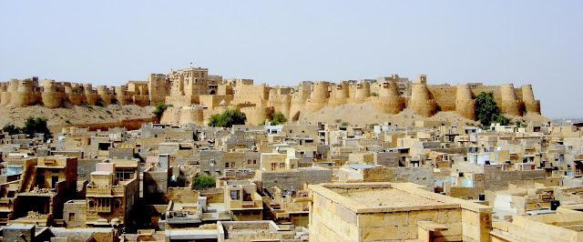 Jaisalmer Fort | Sonar Fort