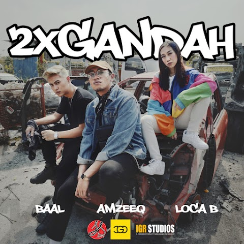 Amzeeq, Baal & Loca B - 2x Gandah MP3