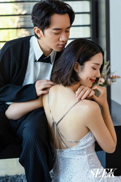 wang cholam married leanne li yanan