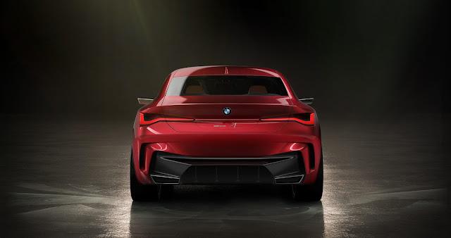 BMW Concept 4 rear