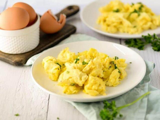 بيض كيتوجينك