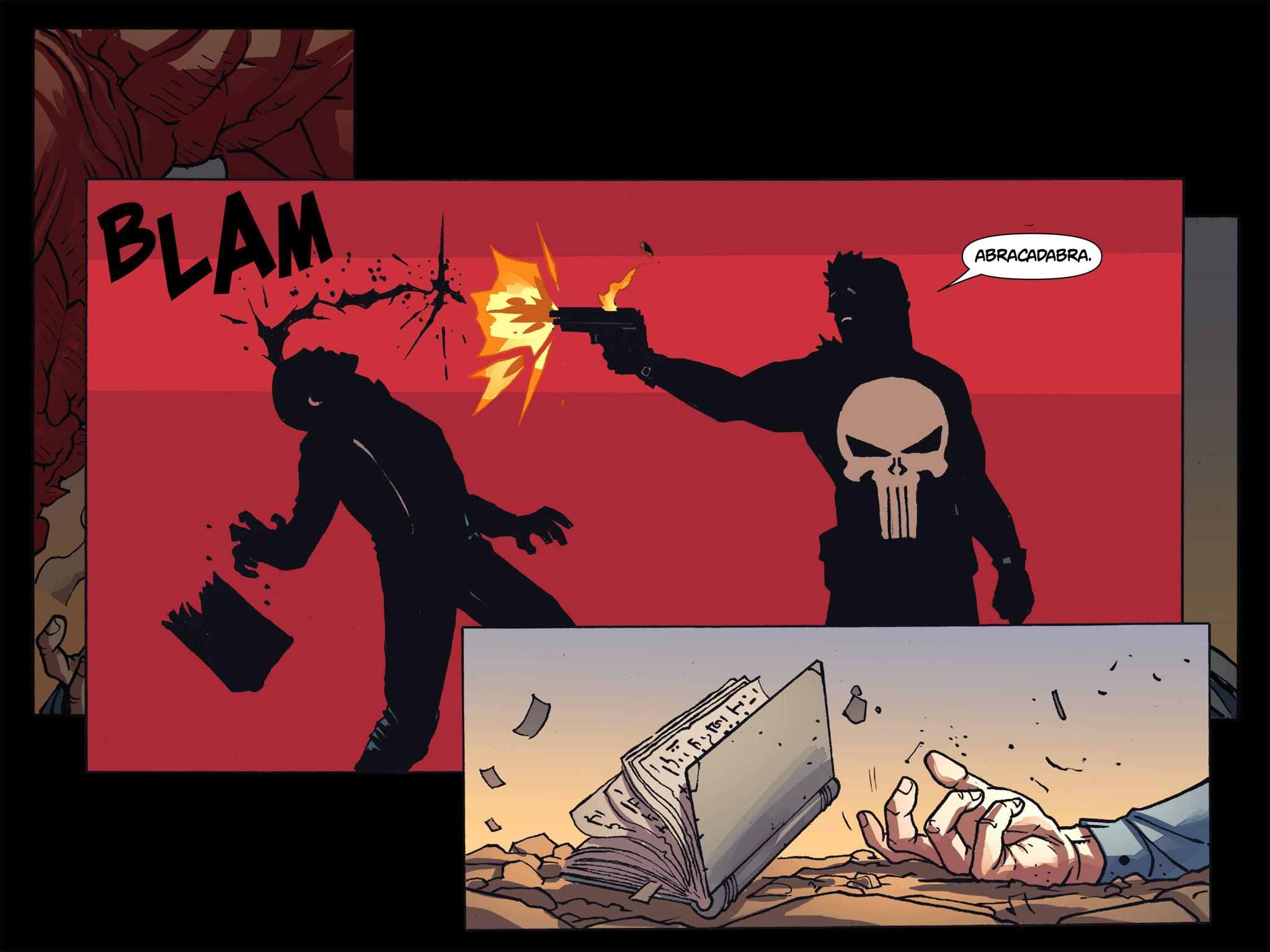 Doctor Strange/Punisher: Magic Bullets