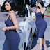 Kylie Jenner spotted with a baby bump