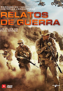 Relatos de Guerra - BDRip Dual Áudio