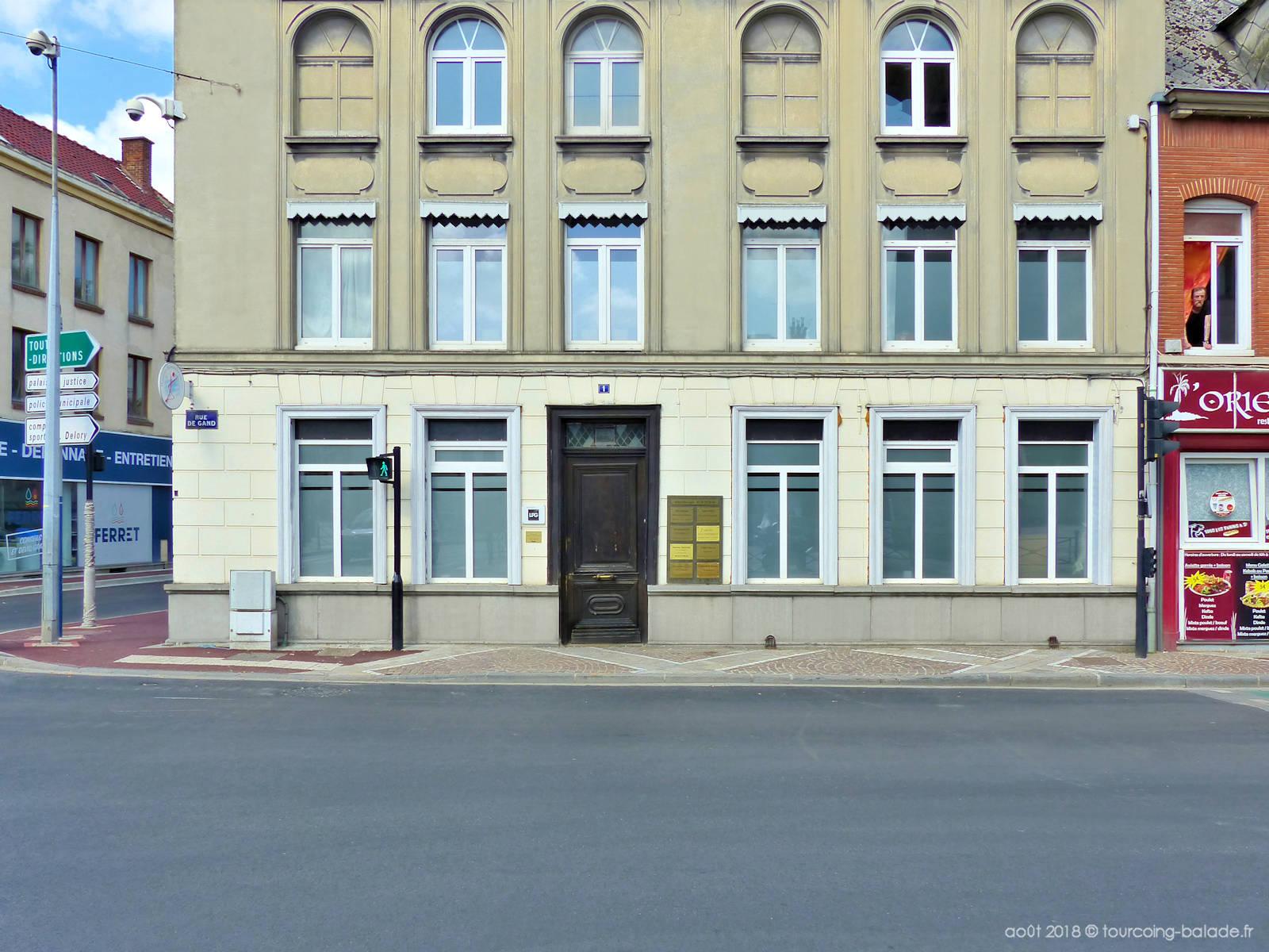 Cabinet Kinésithérapie - Rue de Gand Tourcoing