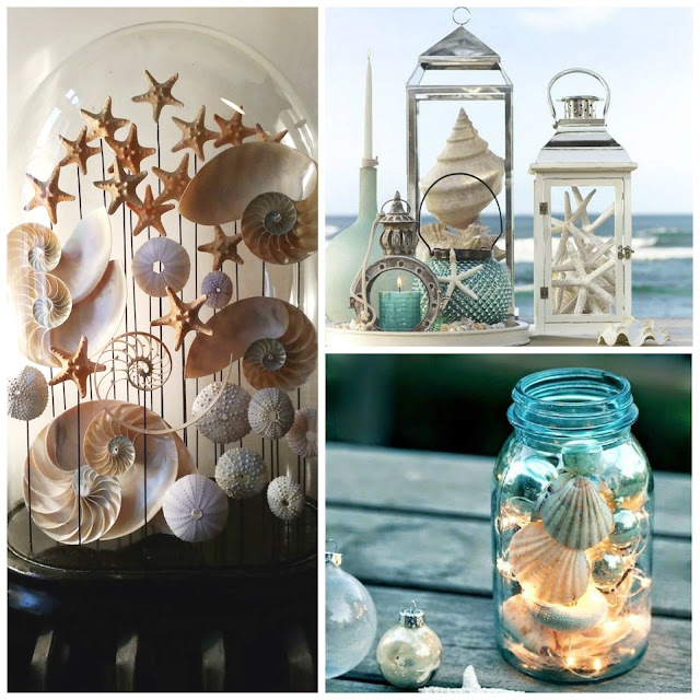 common ground not so boring shell decor inspiration