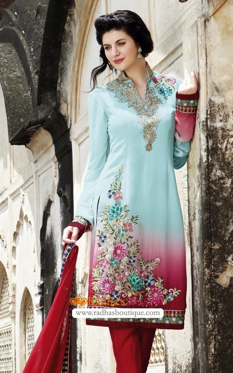 Salwar Kameez Designs Latest Charming Salwar Kameez