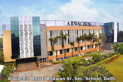 Arwachin Bharti Bhawan Sr. Sec. School, Delhi