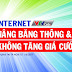 VTVCab HCM - Nâng băng thông không tăng giá cước