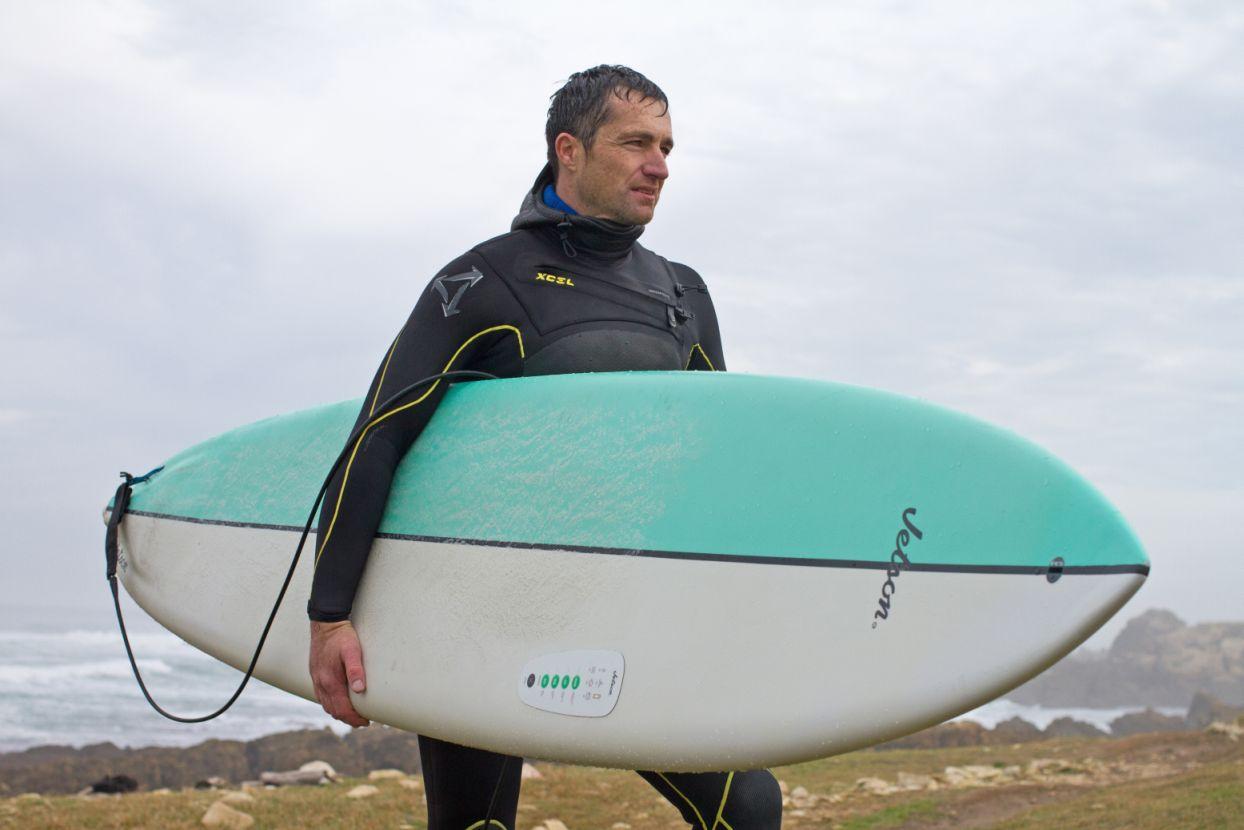 JETSON MARLIN GUN - Surf XXL impulsado