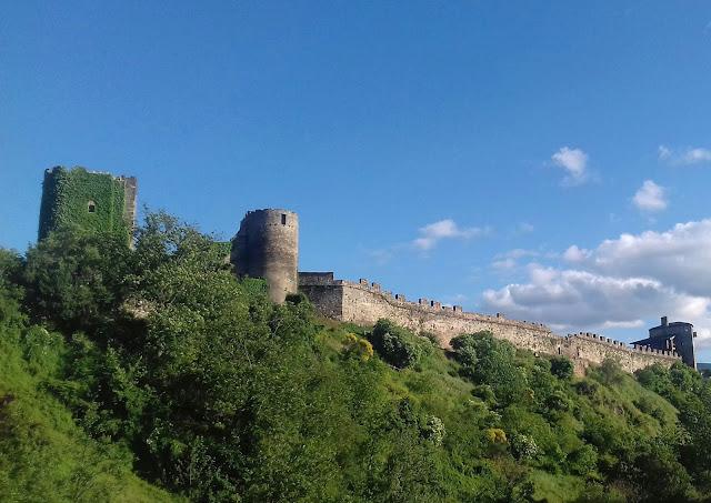 castillo, templario, ponferrada