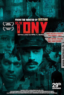 Tony First Look Poster 4