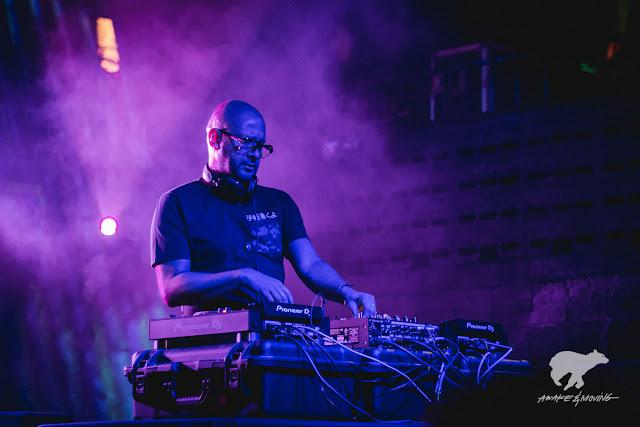 DJ E.A.S.E. aka Nightmares On Wax. Austin, TX.