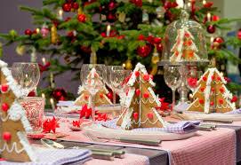 Mesas Decoradas, Navidad