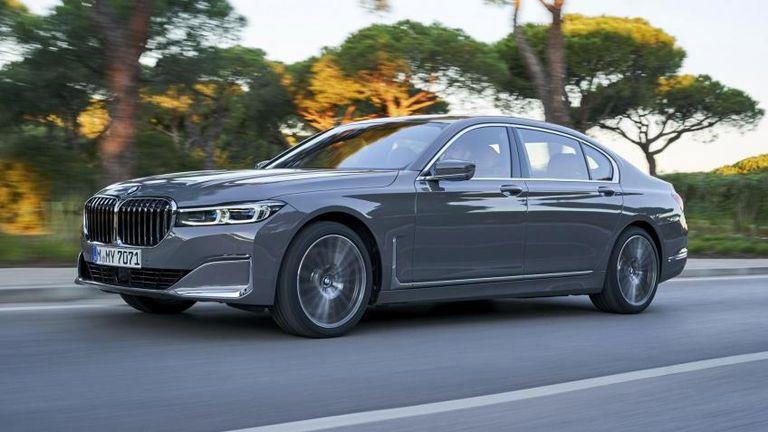 طراز BMW M760i xDrive