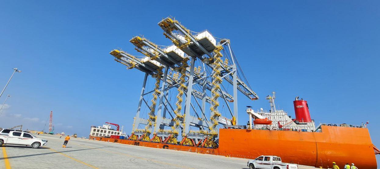 """موانئ دبي العالمية – بربرة"""" تنجح في تطوير ميناء بربرة"""