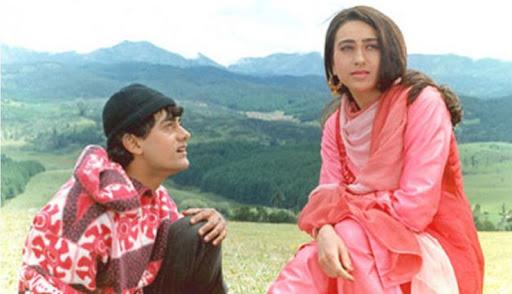24 सालों बाद आमिर खान के साथ किसिंग सीन को लेकर करिश्मा कपूर ने किया खुलासा