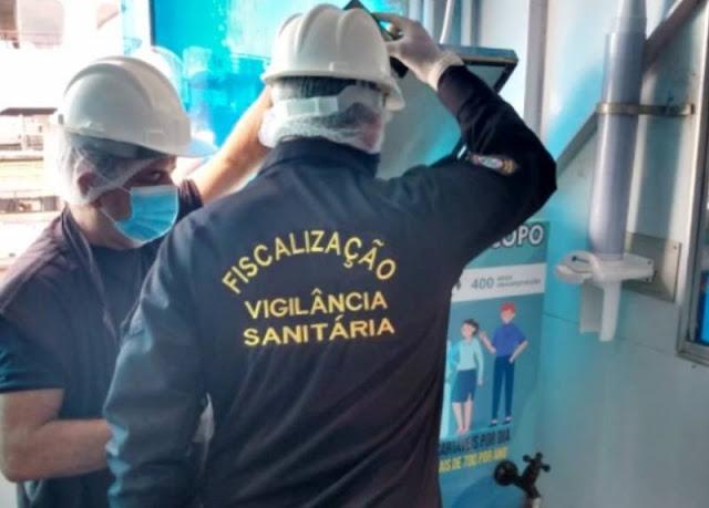 Doença de Haff: Vigilância Sanitária realiza fiscalização em pontos de venda de pescado em Santarém