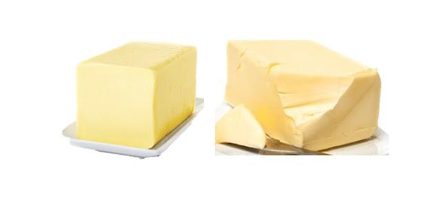 الفرق بين الزبدة والسمن وأيهما صحي أكثر؟