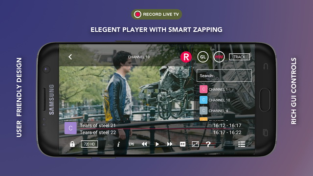 تحميل تطبيق Free IPTV مجانا للأندرويد