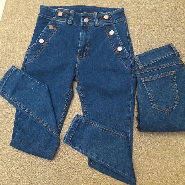 Pantalon Botones al Frente