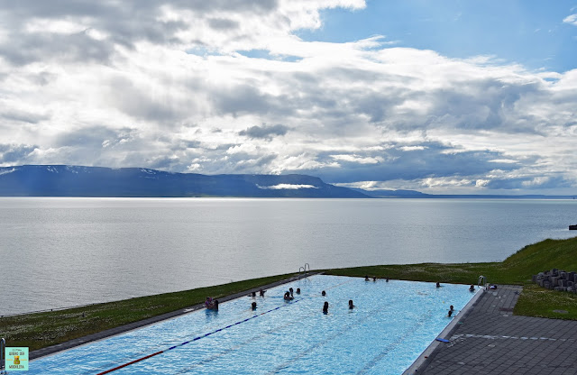 Piscina municipal de Hofsós, Islandia