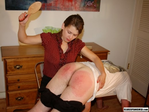 Fm exposed and soundly spanked - 3 part 8