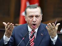 ΧΑΟΣ! Πλακώθηκαν στις μπουνιές οι μπράβοι του Ερντογάν στο Σαράγεβο!