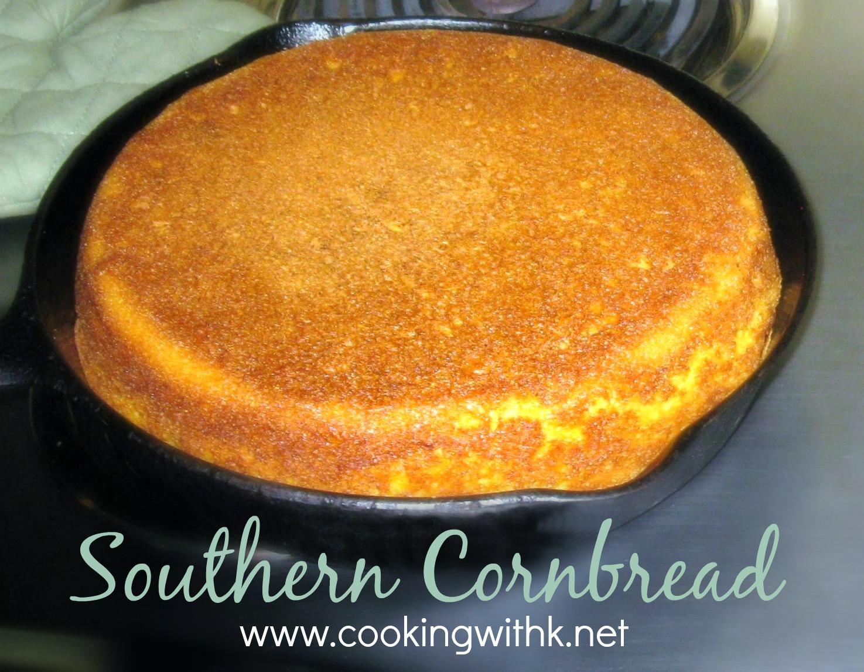 Classic Southern Cornbread Granny S Recipes