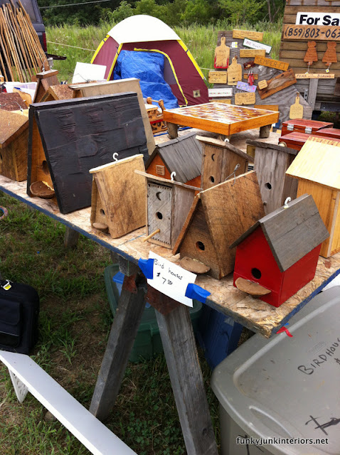 birdhouses world's longest yard sale