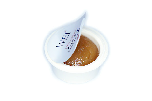 WEI Beauty Brown Sugar Ready Glow Exfoliating Mask
