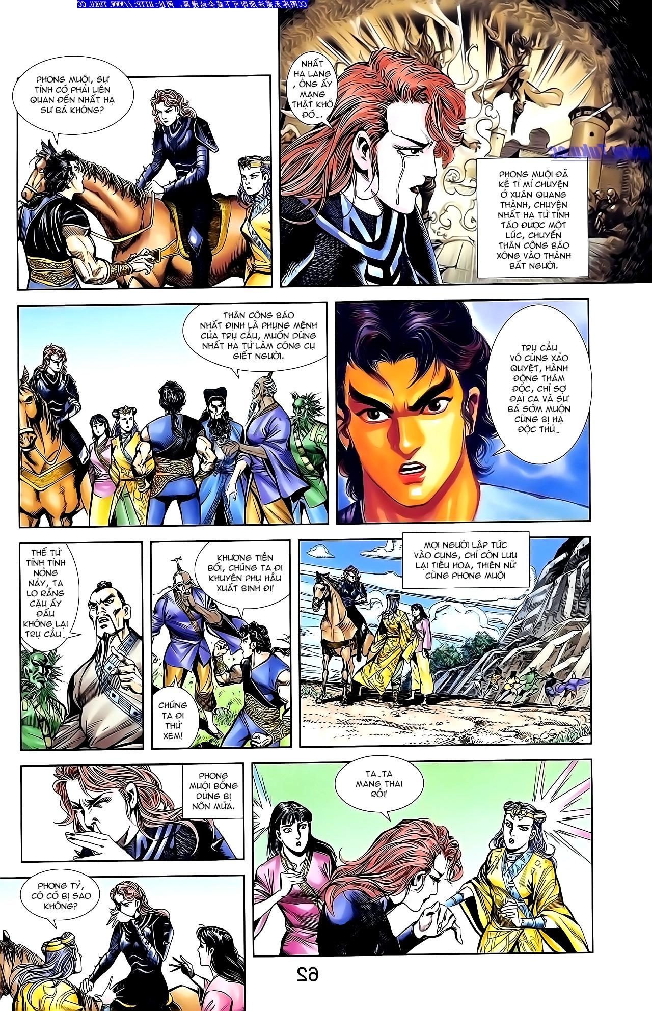 Cơ Phát Khai Chu Bản chapter 144 trang 19