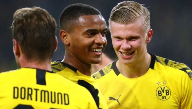 Surprise! Real Madrid agrees with Dortmund to include Halland