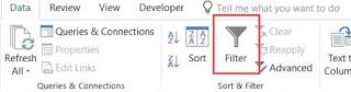 التصفية التلقائية فى الاكسل Excel VBA Autofilter