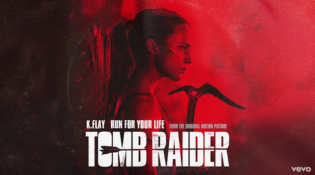 K.Flay releases track from new Tomb Raider film