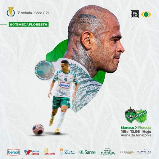 MANAUS FC X FLORESTA
