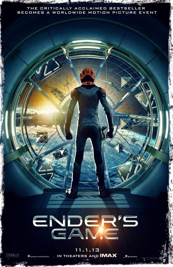 Ender's Game: O Jogo do Exterminador – HD 720p