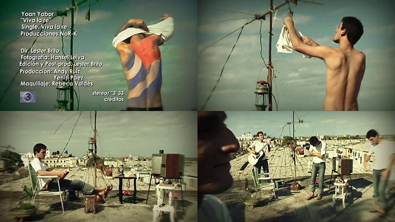 Yoan Yabor - ¨Viva La re¨ - Videoclip - Dirección: Lester Brito. Portal del Vídeo Clip Cubano