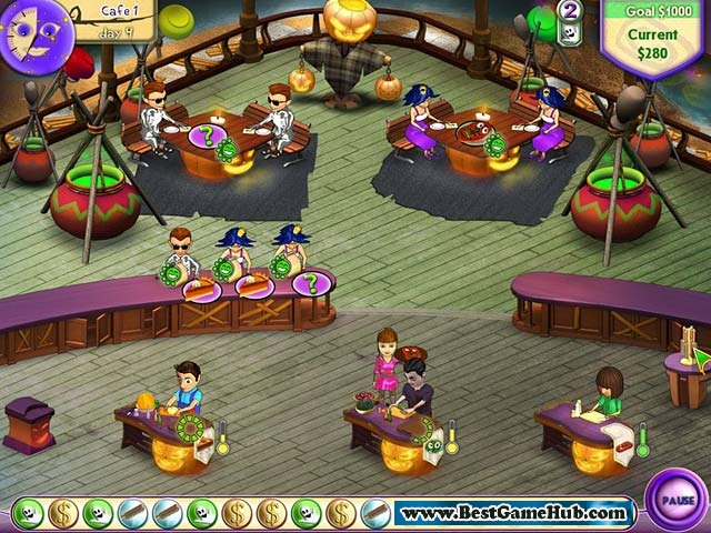 Amelies Cafe Halloween Full Version Free Download