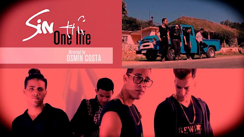 One Life - ¨Sin Ti¨ - Videoclip - Dirección: Osmín Costa. Portal del Vídeo Clip Cubano