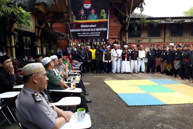 Jaga Ulama, Pendekar Silat Sukabumi Dideklarasikan