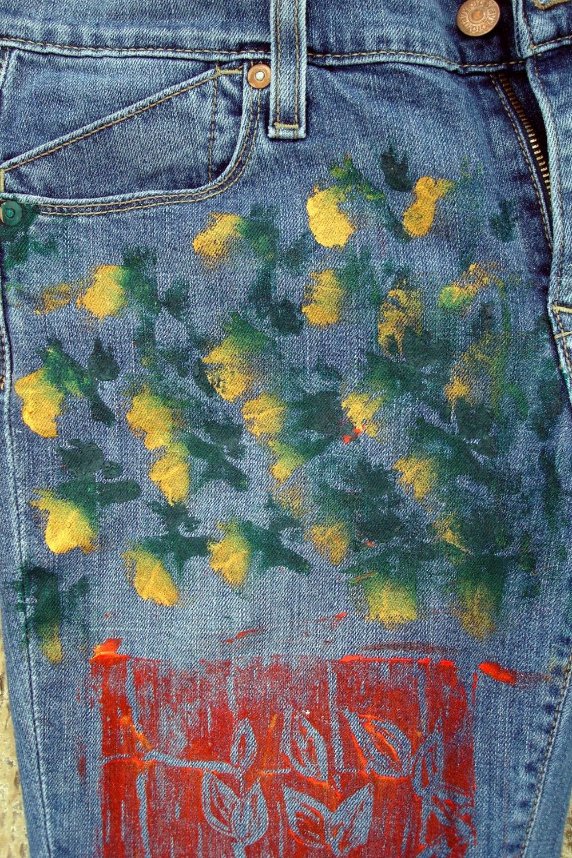 Painting Linoleum