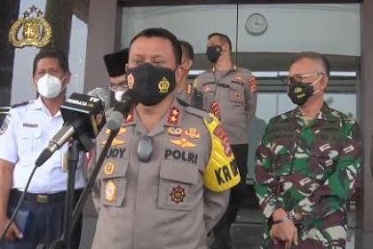 9 Admin Grup WhatsApp yang Provokasi Pemudik Motor, Di tangkap Polda Banten