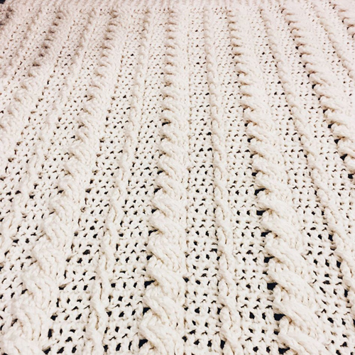 Beautiful Skills Crochet Knitting Quilting Cabled Wedding
