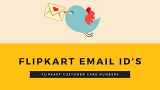 flipkart customer care